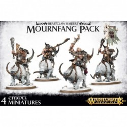 Beastclaw Raiders Mournfang...