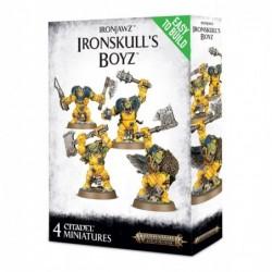 Easy to Build: Ironjawz:...