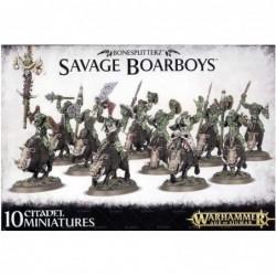 Savage Orc Boarboyz