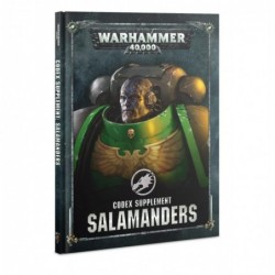 Codex: Salamanders...
