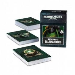 Datacards: Salamanders...