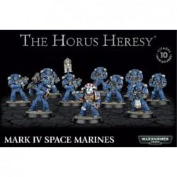 Mark IV Space Marines