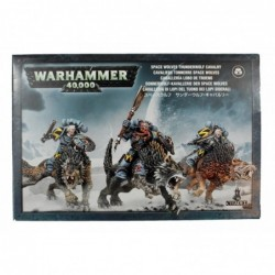 Space Wolves Thunderwolf...