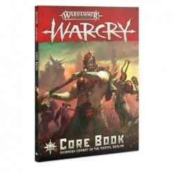 Warcry: Core Book (FRANCAIS)