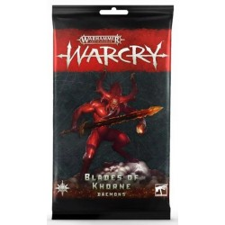 Warcry: Blades of Khorne...