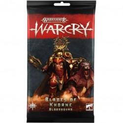Warcry: Blades of Khorne...
