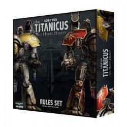 Adeptus Titanicus: Rules...