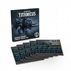 Adeptus Titanicus: Acastus...