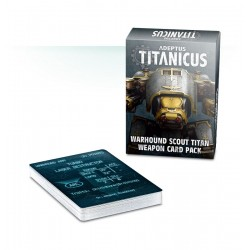 Adeptus Titanicus: Warhound...