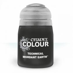 TECHNICAL: MORDANT EARTH...