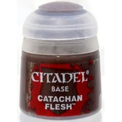 BASE: Catachan Fleshtone