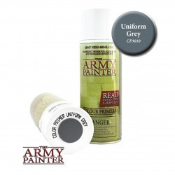 Colour Primer - Uniform Grey