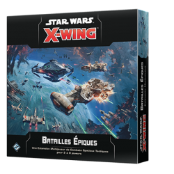 SW X-WING 2.0 - BATAILLES...