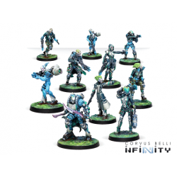 Spiral Corps Army Pack with...