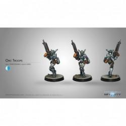 Orc Troop (HMG)