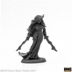 Bones Black: Ziba, Female...