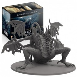 Dark Souls - Gaping Dragon...