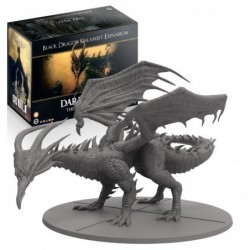 Dark Souls - Black Dragon...