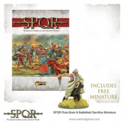 SPQR Rulebook and Special...
