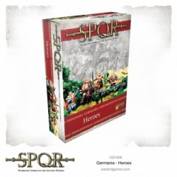 SPQR: Germania - Heroes