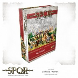 SPQR: Germania - Warriors