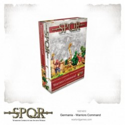 SPQR: Germania - Warriors...
