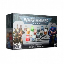 Warhammer 40000 Paints and...
