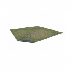 Grassy Fields Gaming Mat 3x3