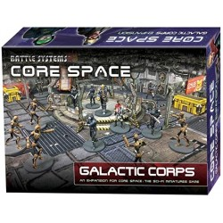 Core Space Galactic Corps...