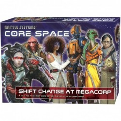 Core Space Shift Change at...