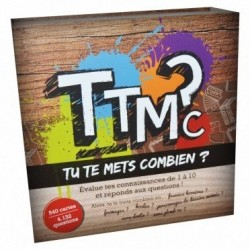 TTMC: Tu Te Mets Combien?