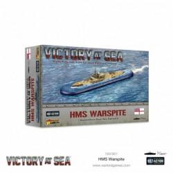 Victory at Sea: HMS Warspite