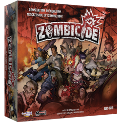 Zombicide – Toxic City Mall