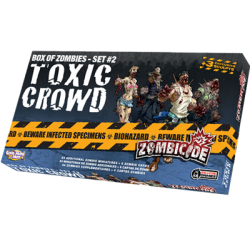 Zombicide – Toxic Crowd