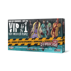Zombicide – Very Infected...