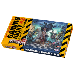 Zombicide – Gaming Night Kit 2