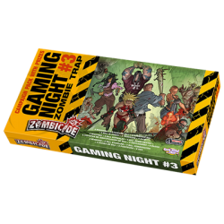 Zombicide – Gaming Night Kit 3