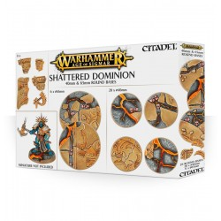 Shattered Dominion 40mm &...