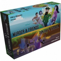 Murder & Friends 1
