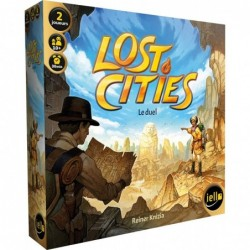 Lost Cities Le Duel