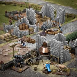 Terrain Crate: Ville...