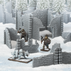 Terrain Crate: Village en...