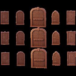 Terrain Crate: Portes de...