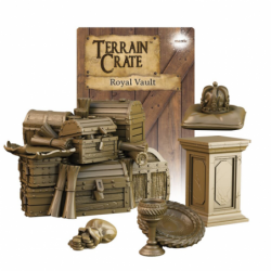 Terrain Crate: Le Coffre royal