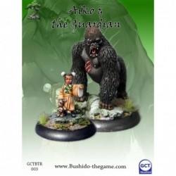 Aiko et Gorille (FR)