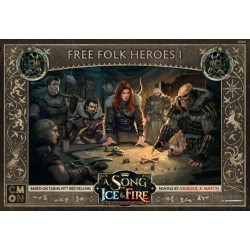 Free Folk Heroes 1 (FRENCH)