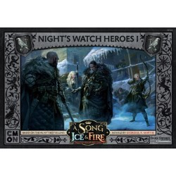 Night's Watch Heroes Box 1...