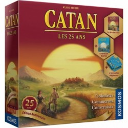 Catan – 25 ans