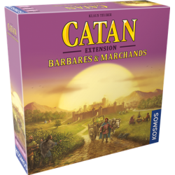 Catan – Extension Barbares...