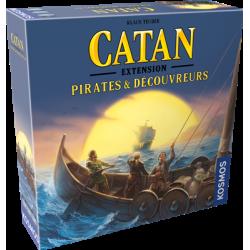 Catan – Extension Pirates...